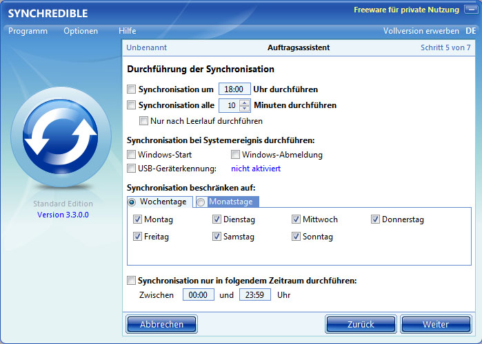 Synchredible Standard Edition