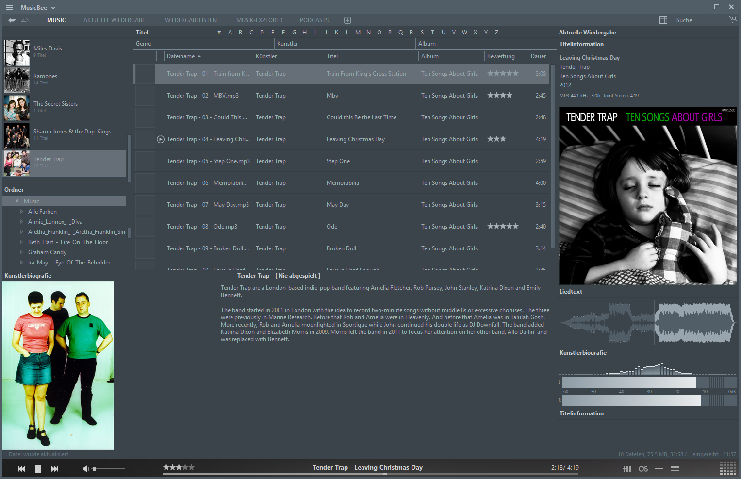 Download MusicBee (portable) v (freeware) - AfterDawn: Software downloads