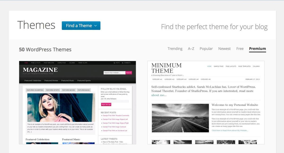 Wordpress Lanciert Business Website Angebot It Magazine