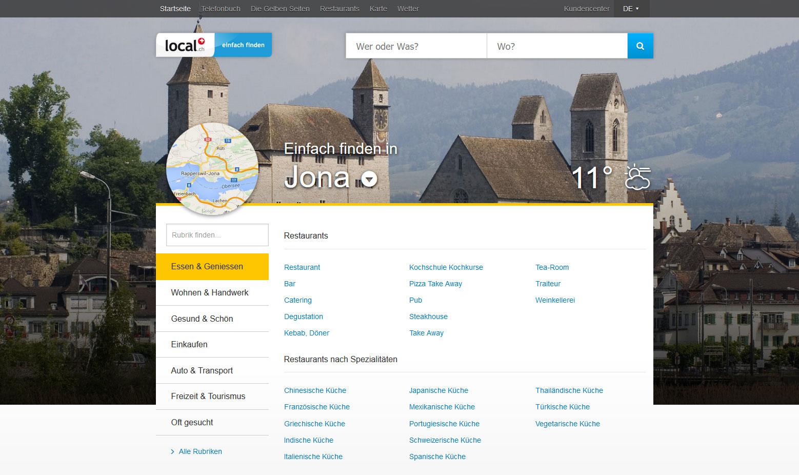 Die meistbesuchten Schweizer Websites: Top-5 unverändert - IT Magazine