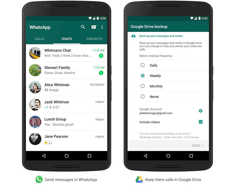 Whatsapp startet Beta-Programm für Android