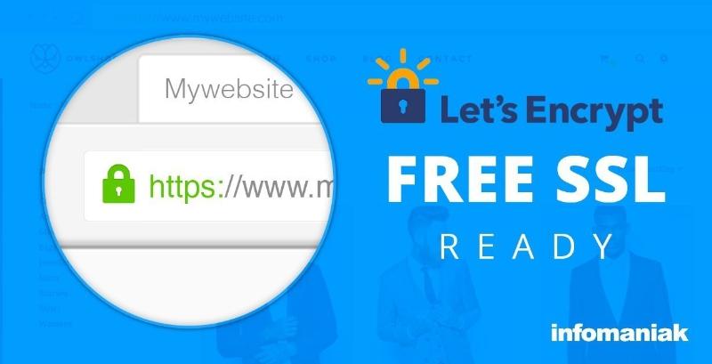 Infomaniak führt kostenlose SSL-Zertifikate ein - IT Magazine
