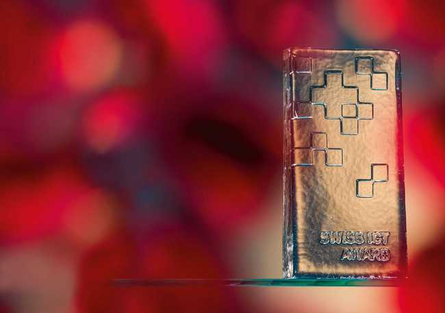 Save the Date: Swiss ICT Award am 14. November