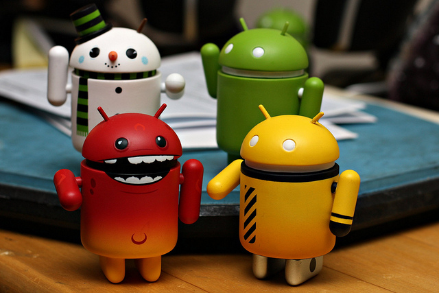 Android-Smartphones: Malware ab Fabrik