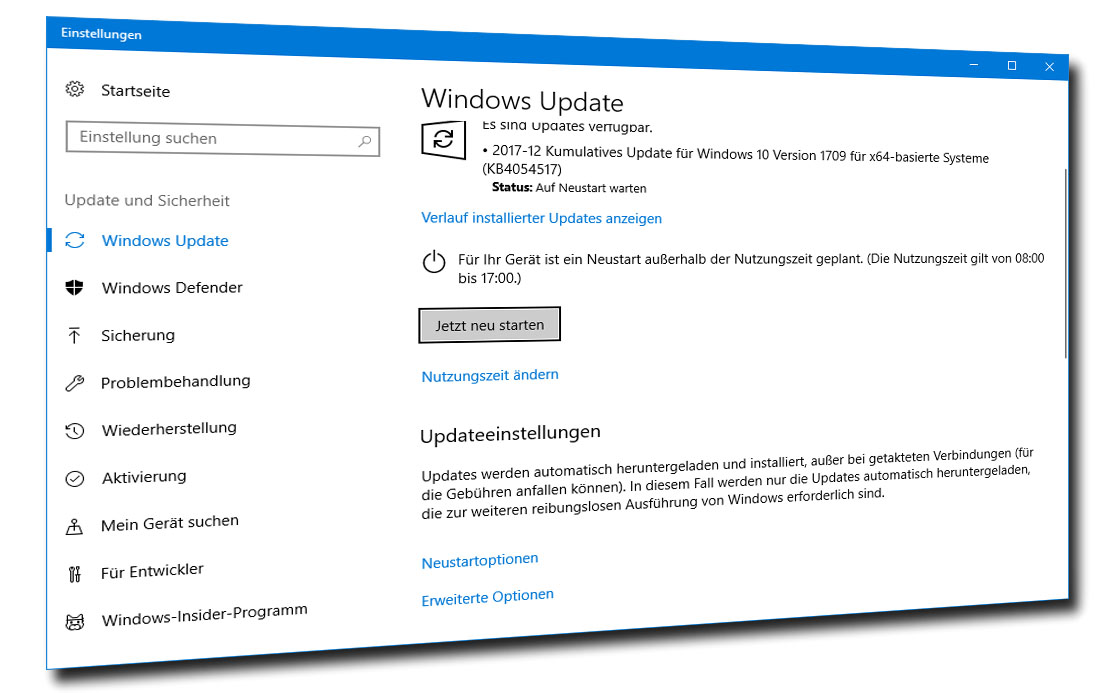 Microsoft erläutert Update-Strategie
