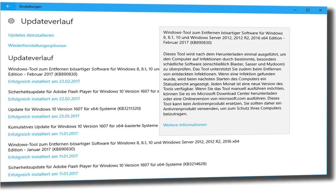Microsoft will Windows-Updates beschleunigen