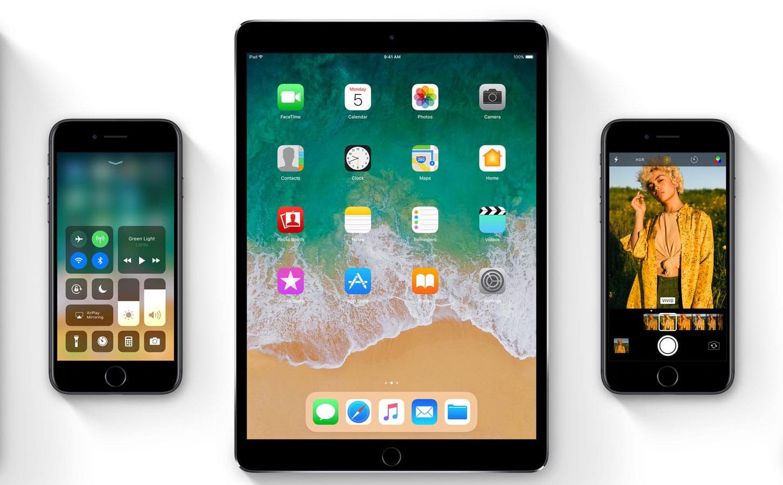 Beta 4 von iOS 10.3.3 und tvOS 10.2.2 verfügbar