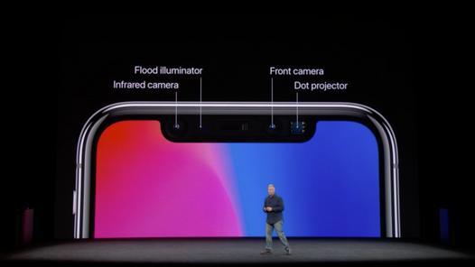 Apple erlaubt ungenauere Gesichtserkennung beim iPhone X