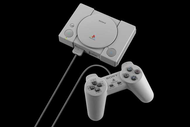 Sony kündigt Retro-Playstation an