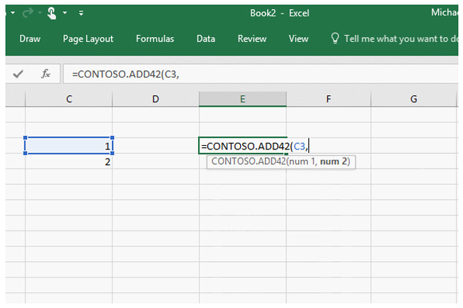 Microsoft integriert Javascript in Excel