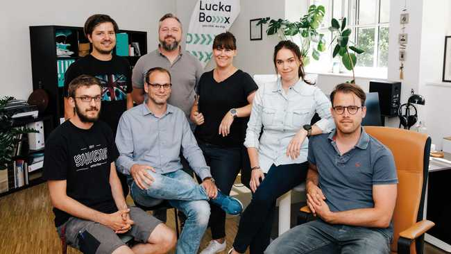 Swiss Made Software: Luckabox mischt Logistik auf