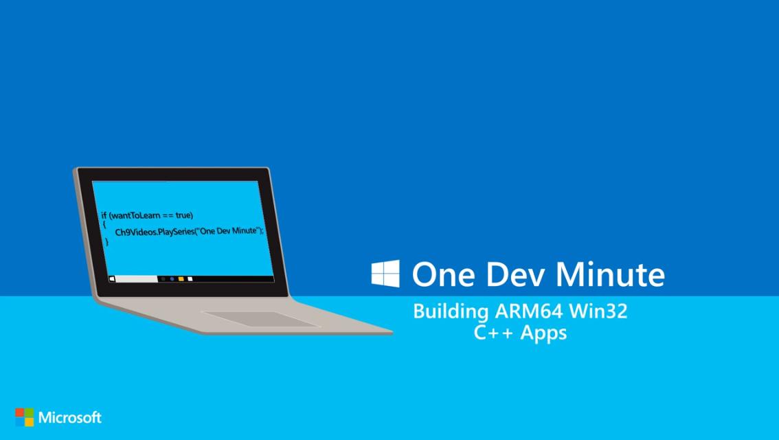Microsoft forciert App-Entwicklung für Windows 10 on ARM