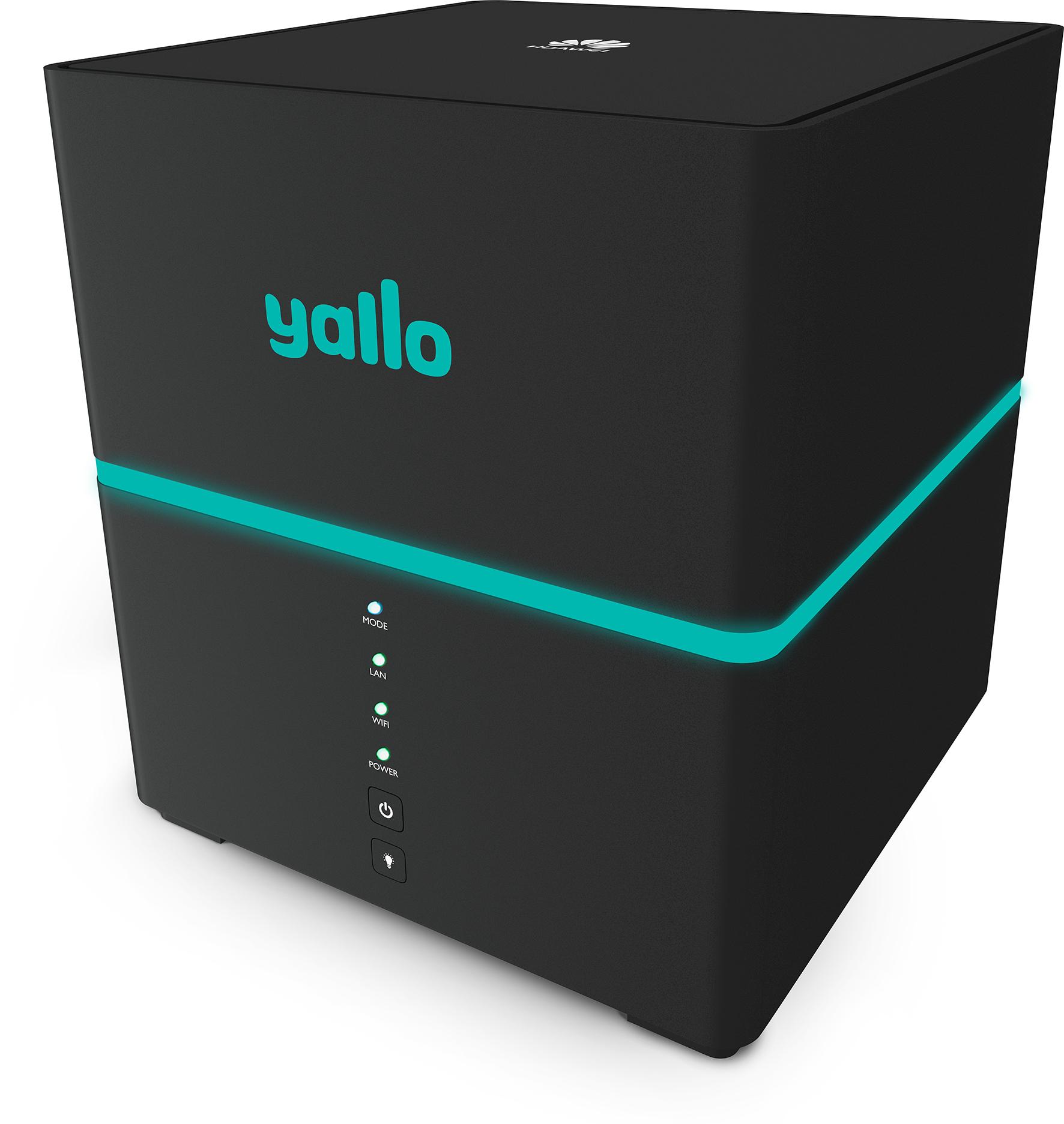 Yallo Home bringt Internet über 4G-Mobilfunknetz ins Haus ...