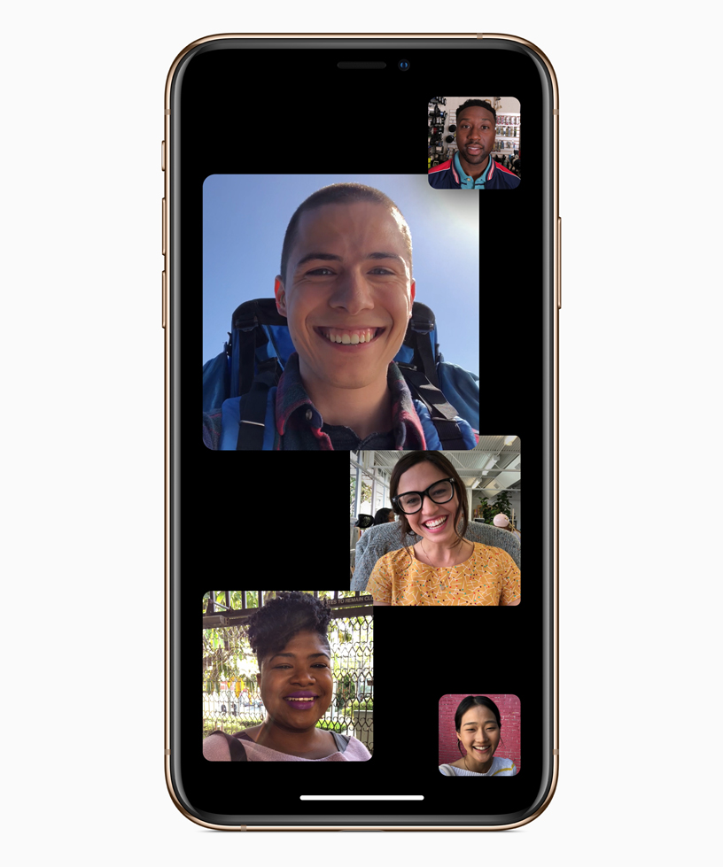 Gruppen-Facetime und iPhone-X-Drosselung in iOS 12.1