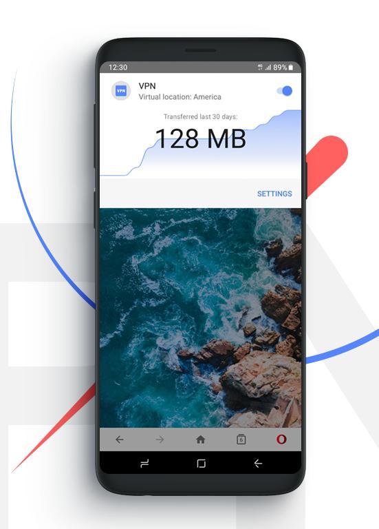 Opera für Android neu mit integriertem VPN - IT Magazine