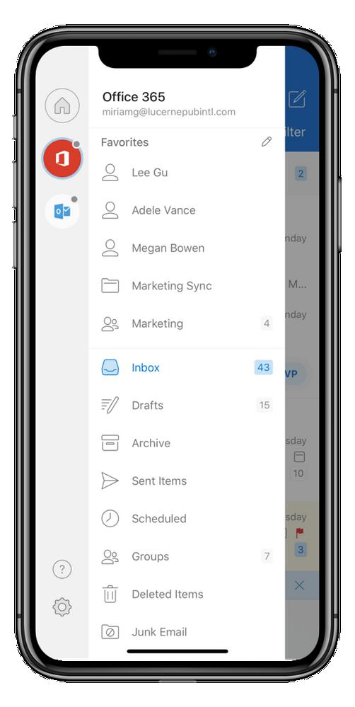 Neue Funktionen Für Outlook Für Android It Magazine