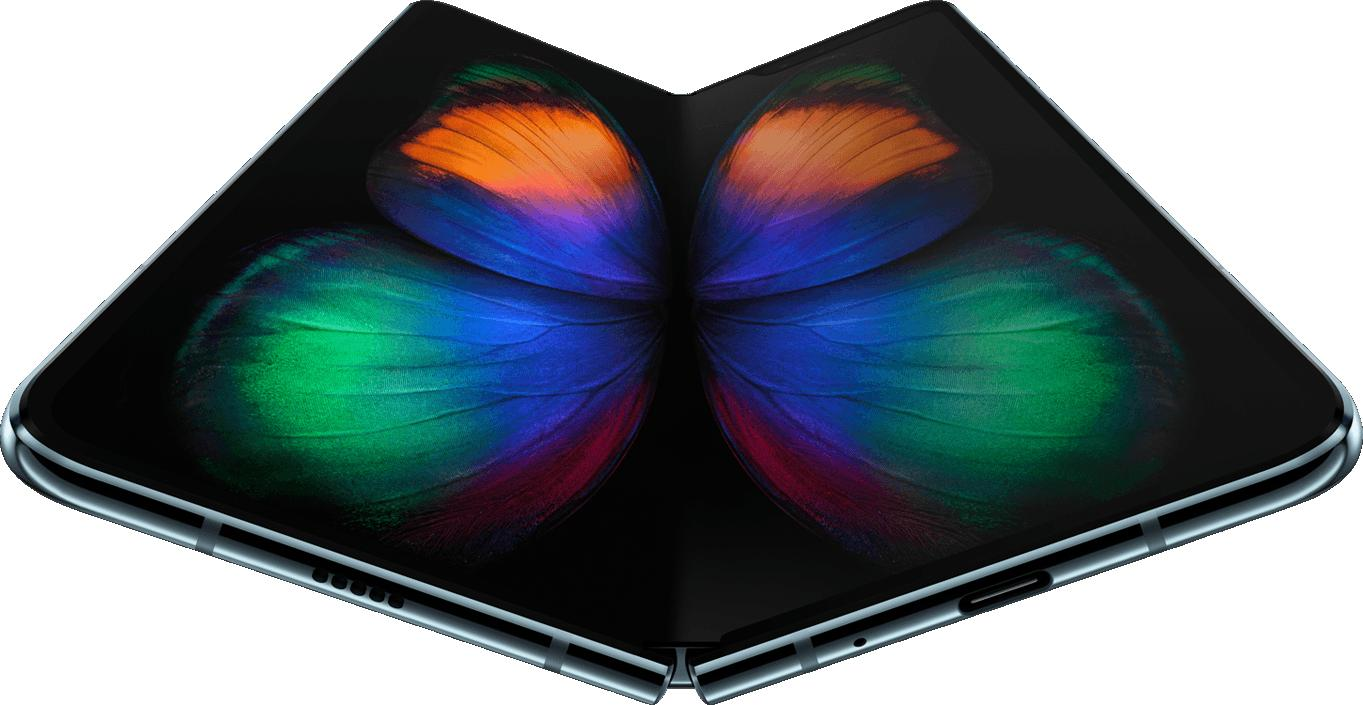 Samsung bietet Apple Falt-Displays an