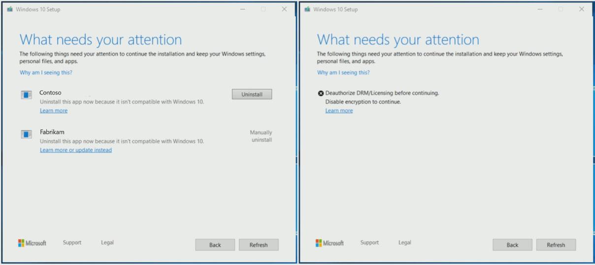 Windows-Setup-Fehlermeldungen werden informativer - IT Magazine