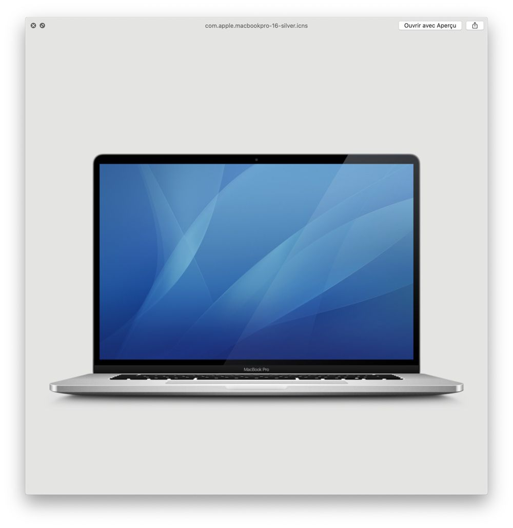 Apple leakt das Design des Macbook Pro mit 16-Zoll-Display