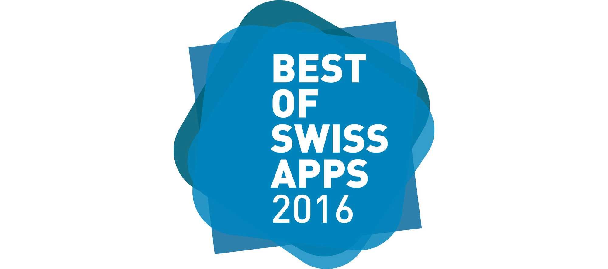 Startschuss f r best of swiss apps 2016 it magazine Best home design apps 2016