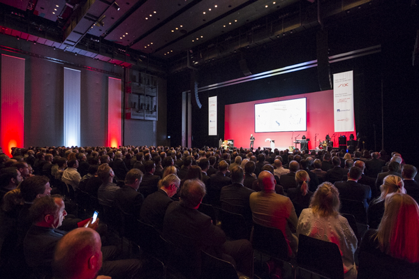 Der Swiss ICT Award 2017 in Bildern