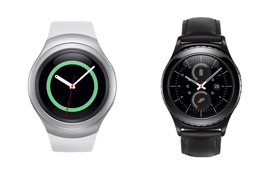 Samsung Confirms The Gear S2 for The IFA in Berlin