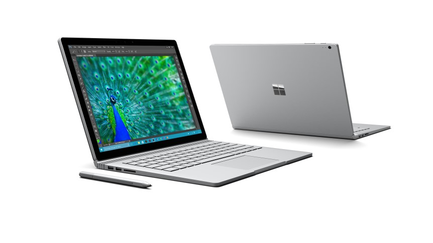 Grosse Nachfrage nach Surface Book