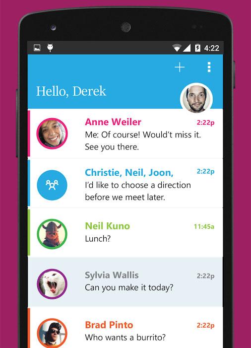 Chat App Schweiz