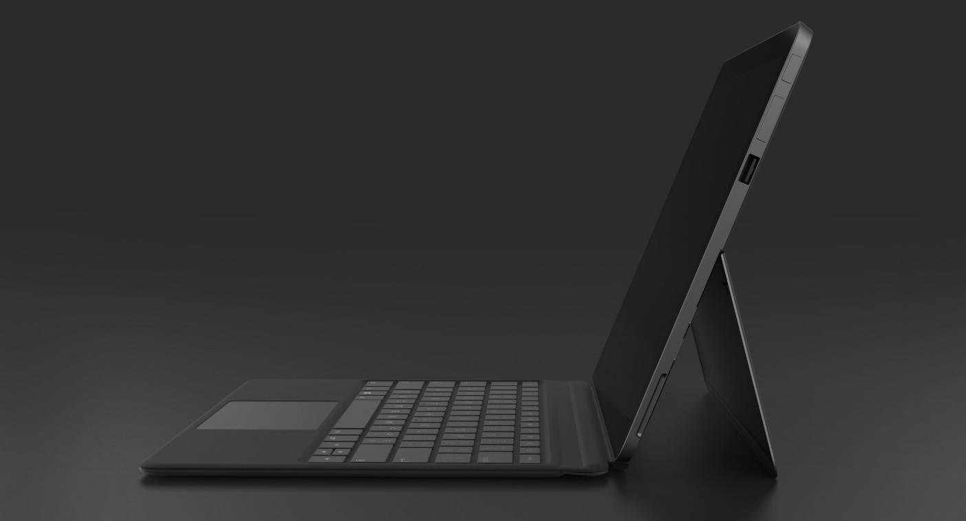 Surface-Pro-Konkurrent Eve V ante portas
