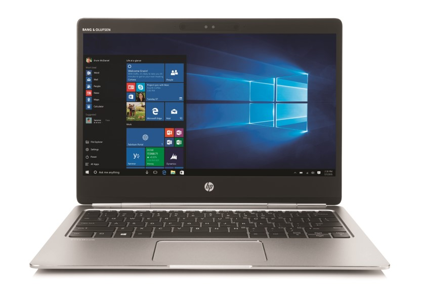 HP kündigt schlankes Business Notebook an