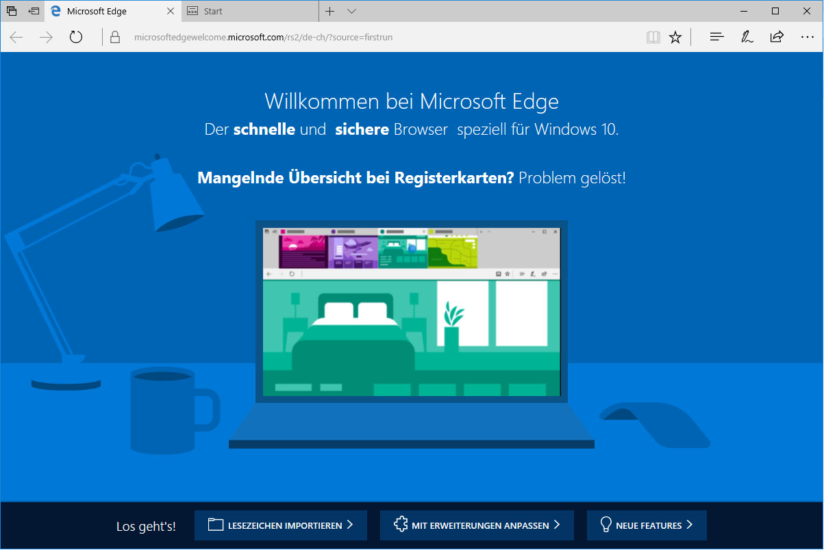 330 Millionen User nutzen den Edge-Browser