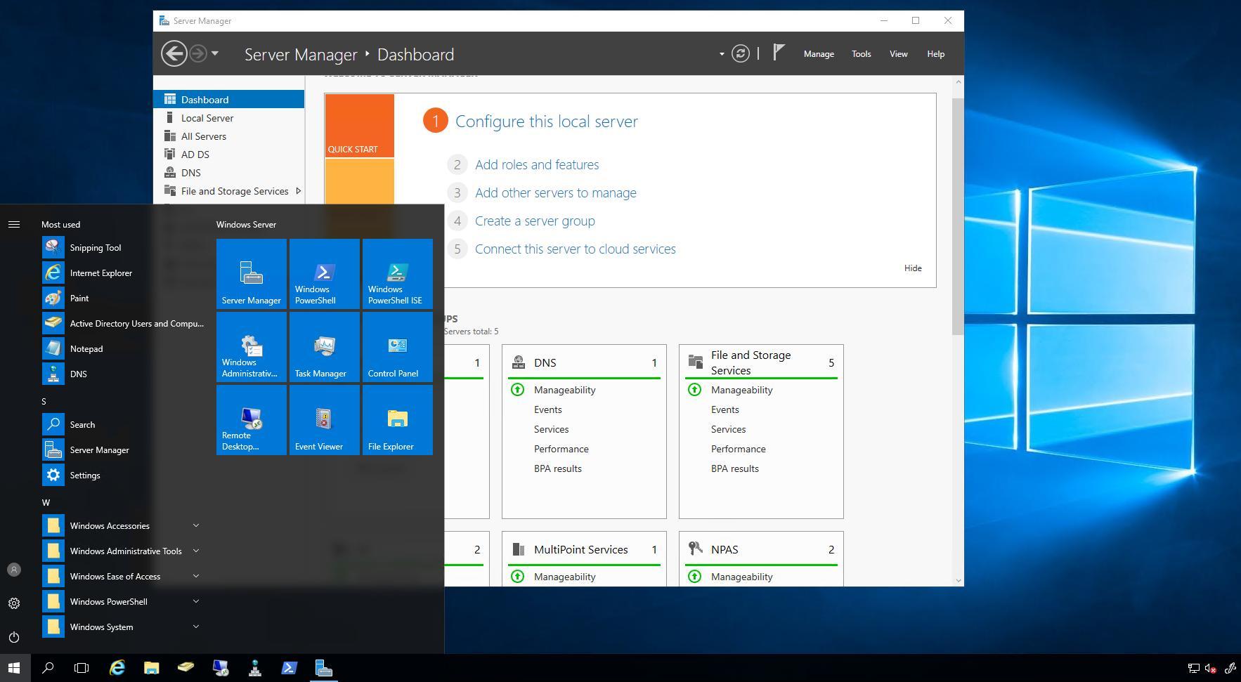 Auch Updates für Windows Server kommen neu im Halbjahrestakt