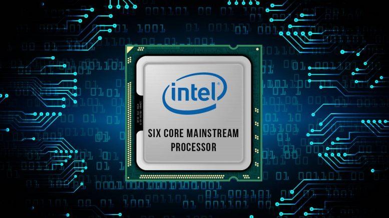 Intel bringt neue Coffee-Lake-Prozessoren mit sechs Kernen