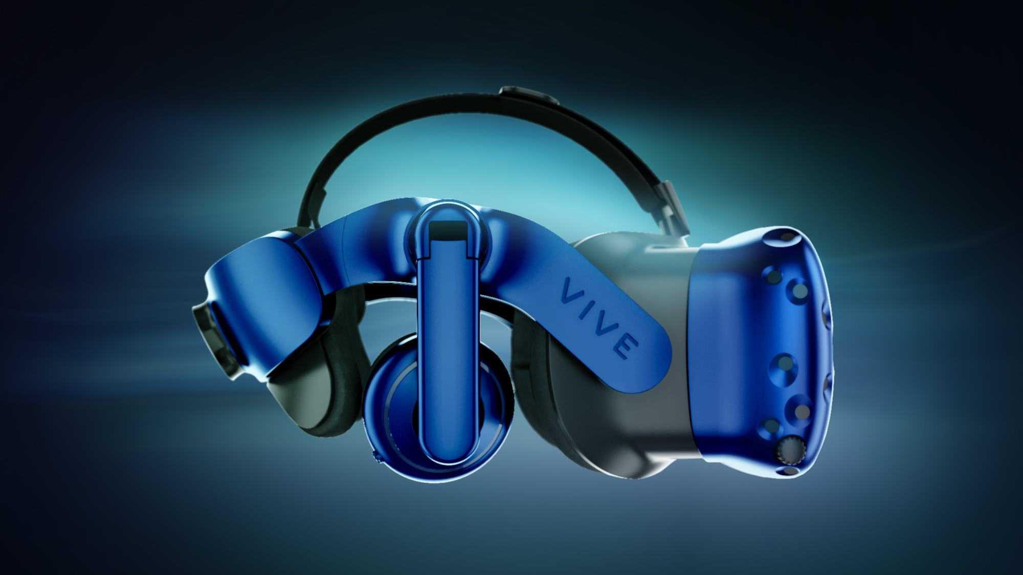 HTC Vive Pro: Preis bekannt und Vorbestellungen möglich