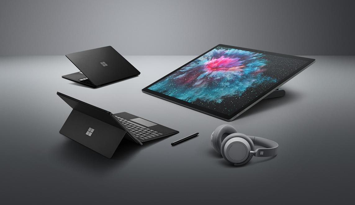 Surface Laptop bald mit AMD-Prozessoren