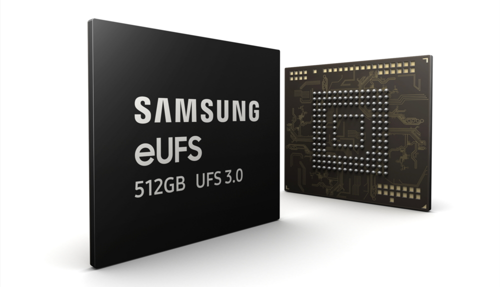Samsung verdoppelt Flash-Storage-Speed