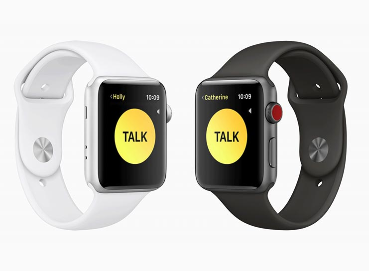 Apple Watch bleibt meistverkaufte Smartwatch