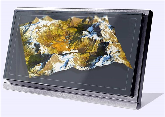 CES 2020: Looking Glass stellt 8K-Holo-Display vor